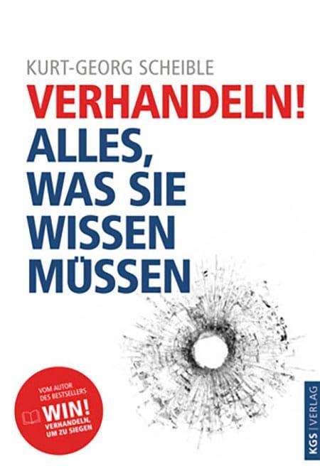 Cover Buch Verhandeln!